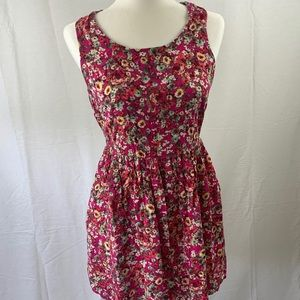 Xhileration for Target floral print dress